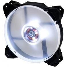 VENTILADOR GAMING COOLBOX DEEPGAMING DEEPWIND LED BLANCO 120MM