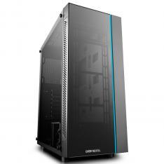 CAJA ORDENADOR GAMING DEEPCOOL MATREXX 55 V3 NEGRO RGB E-ATX / CRISTAL TEMPLADO / USB / NEGRO