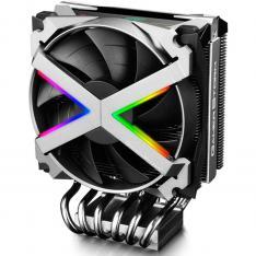 VENTILADOR DISIPADOR CPU GAMING DEEPCOOL FRYZEN RGB 120MM