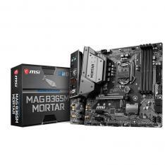 PB MSI 1151-9G MAG B365M MORTAR  ATX/4XDDR4/6XSATA6/6XUSB+6XUSB/1XHDMI 911-7C67-001