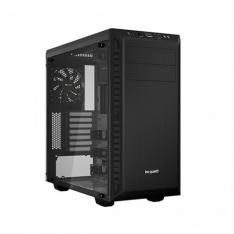 TORRE ATX BE QUIET! PURE BASE 600 WINDOW BLACK 2 VENTILADORES / INSONORIZADA / CRISTAL TEMPLADO