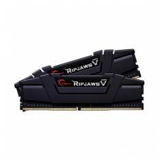 MODULO RAM DDR4 16G 2X8G PC3200 G.SKILL RIPJAWS V NEGRO/CL16-18-18-38 1.35V