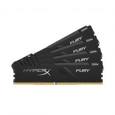 MODULO MEMORIA RAM DDR4 32GB (4X8GB) PC3600 KINGSTON HYPERX CL 17