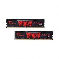 MEMORIA RAM DDR4 16GB (2X8GB) PC3000 G.SKILL AEGIS
