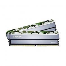 MODULO MEMORIA RAM DDR4 32G 2X16G PC3200 G.SKILL SNIPER X CLASSIC CAMO