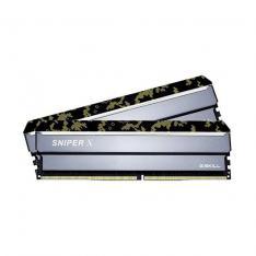 MEMORIA RAM DDR4 32G 2X16G PC3200 G.SKILL SNIPER X DIGITAL CAMO