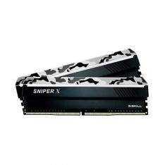 MODULO MEMORIA RAM DDR4 32G 2X16G PC3200 G.SKILL SNIPER X URBAN CAMO