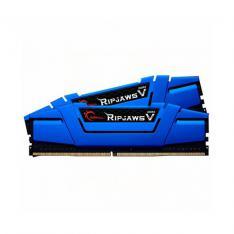 MODULO MEMORIA RAM DDR4 16G 2X8G PC2400 G.SKILL RIPJAWS V AZUL