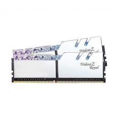 MODULO MEMORIA RAM DDR4 32G 4X8G PC3600 G.SKILL TRIDENT Z ROY ROYAL SILVER RGB CL18