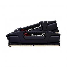 MODULO MEMORIA RAM DDR4 32G 2X16G PC3200 G.SKILL RIPJAWS V NEGRO CL14