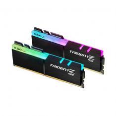 MODULO DDR4 16G 2X8G PC3200 G.SKILL TRIDENT Z RGB/CL16-18-18-38 1.35V F4-3200C16D-16GTZR