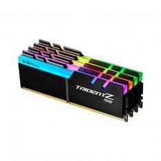 MEMORIA RAM DDR4 32G 4X8G PC3200 G.SKILL TRIDENT Z CL16-18-18-38 1.35V