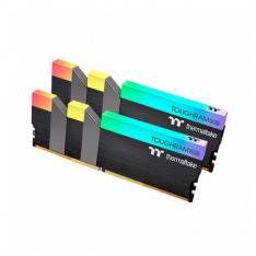 MEMORIA DDR4 16G 2X8G PC3200 THERMALTAKE TOUGHRAM N NEGRO/RGB/CL16 1.35V R009D408GX2-3200C16A