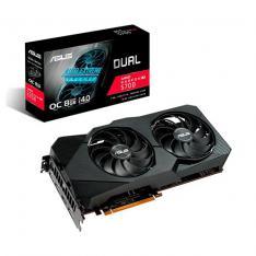 TARJETA GRAFICA ASUS DUAL RX 5700 XT EVO OC 8GB GDDR6 3XDP/HDMI/8P+6P