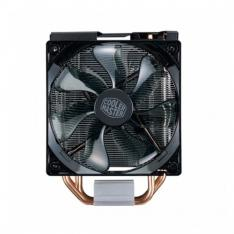 VENTILADOR CPU COOLERMASTER HYPER 212 LED TURBO BLACK 160MM ALTURA / MULTISOCKET