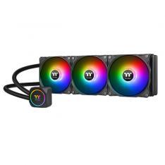 REFRIGERACION LIQUIDA THERMALTAKE TH360 ARGB 3X VENT 120 ARGB / CONTROLADOR ARGB / TUBO 40CM