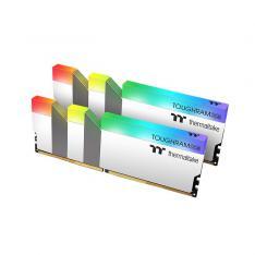 MODULO MEMORIA RAM DDR4 16G 2X8G PC3200 THERMALTAKE TOUGHRAM B / RGB / CL16 1.35V / BLANCO