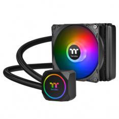 VENTILADOR CPU REFRIGERACION LIQUIDA THERMALTAKE TH120 ARGB 1X VENT 120 ARGB / CONTROLADOR ARGB / TUBO 40CM
