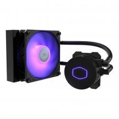 VENTILADOR CPU REFRIGERACION LIQUIDA COOLERMASTER ML120L V2 RGB MULTISOCKET / SICKLEFLOW 120 RGB