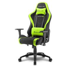 SILLA GAMING SHARKOON SKILLER SGS2 NEGRO VERDE 160G
