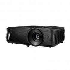 PROYECTOR OPTOMA S400 SVGA 4000L / HDMI / VGA / USB / 3D / NEGRO