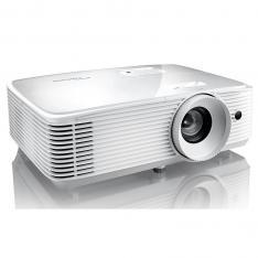 PROYECTOR OPTOMA EH334 FULLHD / 3600L / HDMI / VGA / USB / 3D / BLANCO