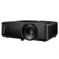 PROYECTOR OPTOMA HD145X ANSI DLP 3D FULLHD / 3400 LUMENES / HDMI / NEGRO