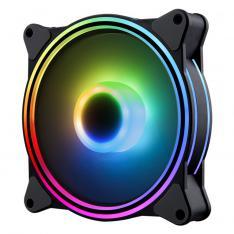 VENTILADOR GAMING HIDITEC ARGB N8-ARGB 120MM