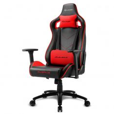 SILLA GAMING SHARKOON ELBRUS 2 NEGRO ROJO 160G