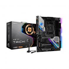 PLACA BASE ASROCK AM4 X570 TAICHI ATX / 4x DDR4 / 8x SATA3 / ARGB 90-MXBA80-A0UAYZ