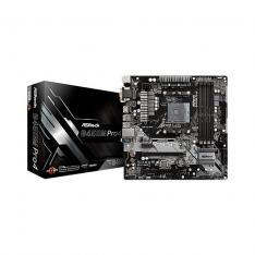 PLACA BASE ASROCK AM4 B450M PRO4 M-ATX / 4 X DDR4 / 4 X SATA3 / 2 X USB + 1 X USB3.0 FP 90-MXB8F0-A0UAYZ