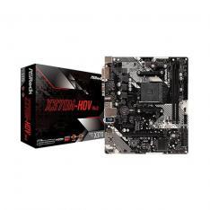 PLACA BASE ASROCK AM4 X370M-HDV R4.0 AMD AM4 X370 / 2 DDR4 / 4 SATA3 90-MXB9P0-A0UAYZ