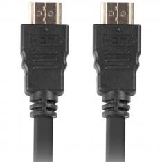 CABLE HDMI LANBERG MACHO/ MACHO V1.4 ALTA VELOCIDAD 5M NEGRO