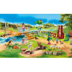 PLAYMOBIL DIVERSION EN FAMILIA ZOO DE MASCOTAS