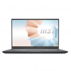 PORTATIL MSI 15 A11M(MODERN)-045XES /  I7-1165G7 / 16GB / SSD 512GB / 15.6 / FDOS