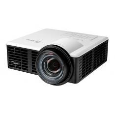 PROYECTOR LED OPTOMA ML1050ST WXGA 1000L / HDMI / VGA / USB / 3D / NEGRO