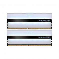 MEMORIA RAM DDR4 16GB 2X8GB 3200MHz TEAMGROUP XTREEM RGB / BLANCO / CL 16 / 1.35V TF13D416G3200HC16CDC01
