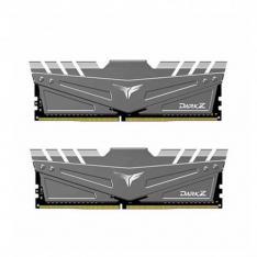 MEMORIA RAM DDR4 32GB 2X16GB 3200MHz TEAMGROUP DARK Z GRIS / CL 16 / 1.35V TDZGD432G3200HC16FDC01