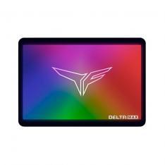 DISCO DURO INTERNO  2.5  SSD 500GB SATA3 TEAMGROUP TFORCE DELTA MAX R: 560 MB/s W: 500 MB/s T253TM500G3C302