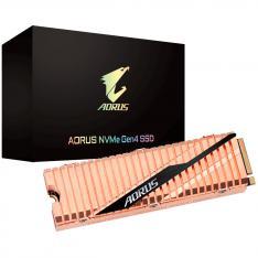 DISCO DURO INTERNO SOLIDO HDD SSD GIGABYTE AORUS 500GB NVME GEN4 M.2 PCIE 4.0
