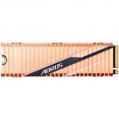 DISCO DURO INTERNO SOLIDO HDD SSD GIGABYTE AORUS 1TB NVME GEN4 M.2 PCIE 4.0