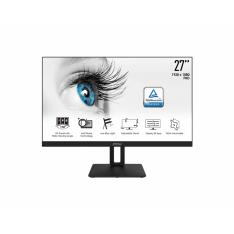 "MONITOR LED IPS 27"" MSI PRO MP271P /VGA / HDMI / 5MS / 60HZ / FHD / PIVOTABLE / ALTAVOCES"