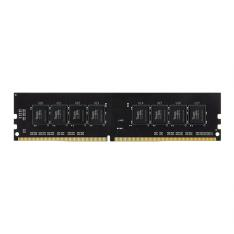 MEMORIA RAM  DDR4 8GB 2400MHz TEAMGROUP ELITE NEGRO CL 15/1.2V TED48G2400C1602