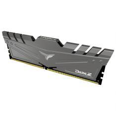 MEMORIA RAM DDR4 16GB 2X8GB 3200MHz TEAMGROUP DARK Z GRIS / CL 16 / 1.35V TDZGD416G3200HC16CDC01