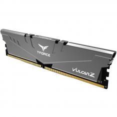 MEMORIA RAM DDR4 16GB 3200MHz TEAMGROUP VULCAN Z GRIS CL 16 / 1.35V TLZGD416G3200HC16F01