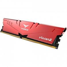 MEMORIA RAM DDR4 16GB 3200MHz TEAMGROUP VULCAN Z ROJO CL 16 / 1.35V TLZRD416G3200HC16F01