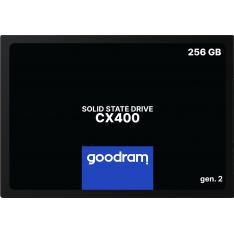 """DISCO DURO INTERNO SOLIDO SSD SEAGATE GOODRAM SSDPR-CX400-256-G2 256GB 2.5"""" SATA3 CX400"""