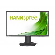 "MONITOR LED HANNS HP247HJV 236"" / 8MS / FHD / HDMI / DVI / REGULABLE / NEGRO"