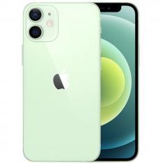 APPLE IPHONE 12 MINI 64GB GREEN SIN CARGADOR / SIN AURICULARES / A14 BIONIC / 12MPX / 5.4