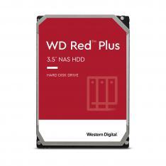 """DISCO DURO INTERNO HDD WD WESTERN DIGITAL NAS RED PLUS WD60EFZX 6TB 6000GB 3.5"""" SATA 3 5400RPM 128MB"""